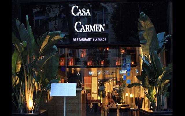 restaurantes recomendados para fiestas de cumpleaños en Barcelona