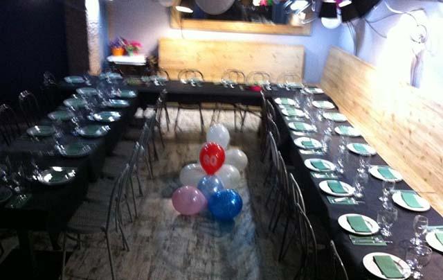 restaurantes recomendados para tu fiesta de cumpleaños