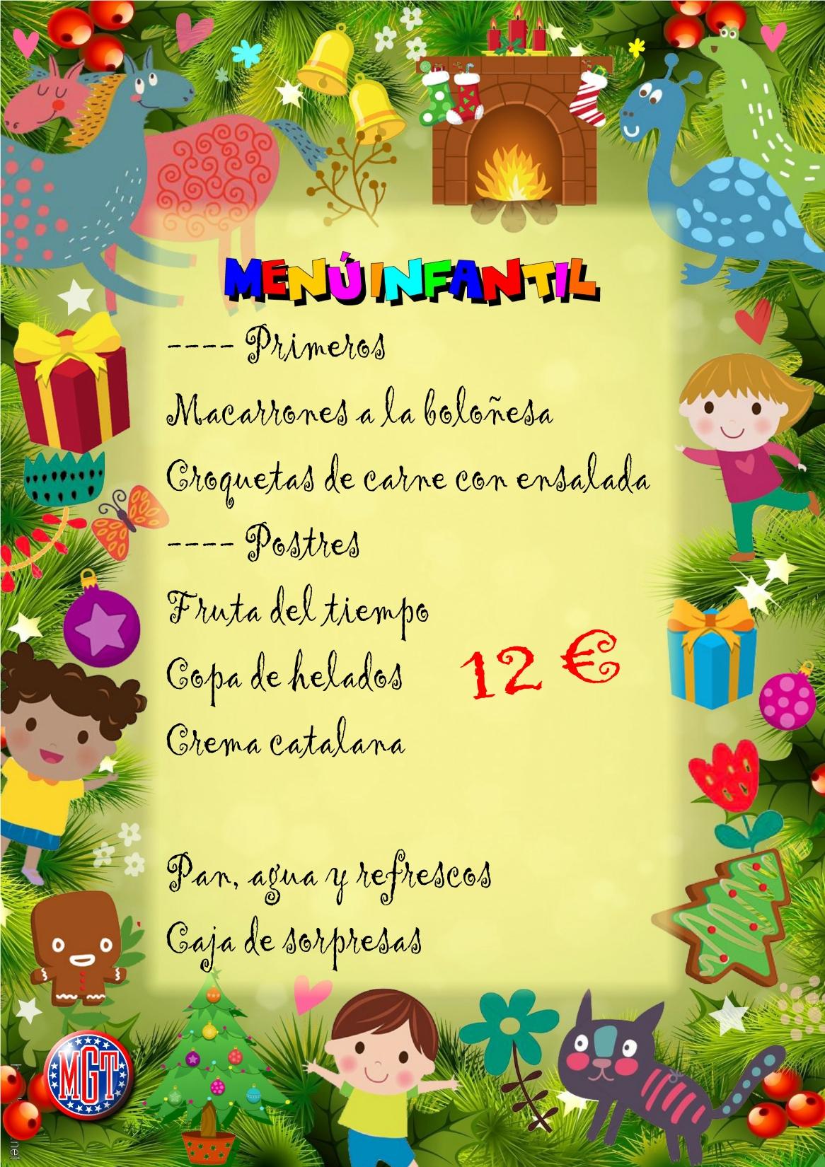 Restaurante en Barcelona para fiestas de cumpleaños. Especial niños