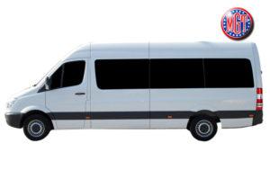 Alquiler de microbuses Barcelona