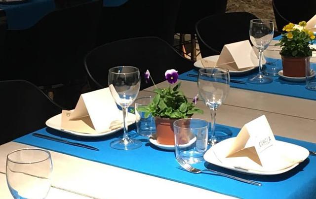 Restaurante para fiestas privadas