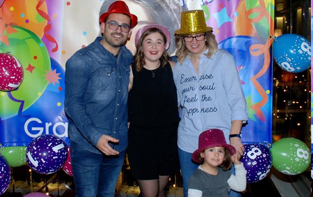 Photo call para fiestas de cumpleaños en Barcelona