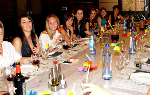 como organizar una cena de empresa en barcelona